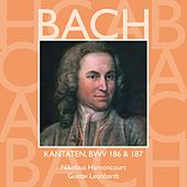 Bach, JS : Sacred Cantatas BWV Nos 186 & 187 von Various Artists