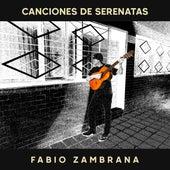 Canciones de Serenatas de Fabio Zambrana
