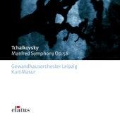 Tchaikovsky : Manfred Symphony by Kurt Masur