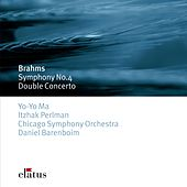 Brahms : Symphony No.4 & Double Concerto  -  Elatus de Daniel Barenboim