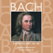 Bach, JS : Sacred Cantatas BWV Nos 183 - 185 von Various Artists
