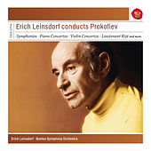 Erich Leinsdorf conducts Prokofiev - Sony Classical Masters de Erich Leinsdorf