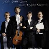 Vivaldi: 2 Guitar Concertos For 4 Guitars von Boris Björn Bagger