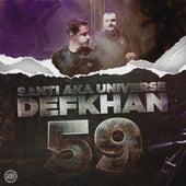 59 (feat. Defkhan) de Santi