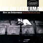 Live On Letterman-Music From The Late Show de Various Artists