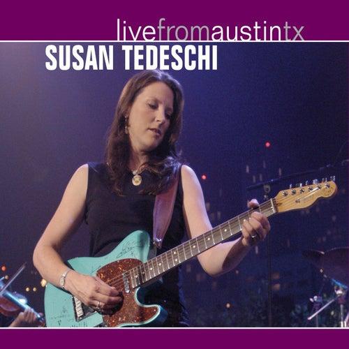Live From Austin TX by Susan Tedeschi