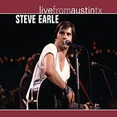 Live From Austin TX by Steve Earle