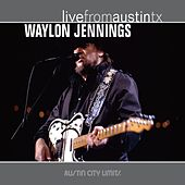 Live From Austin TX de Waylon Jennings