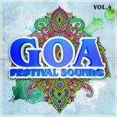 Goa Festival Sounds, Vol. 4 de Various Artists