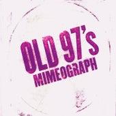 Mimeograph EP de Old 97's