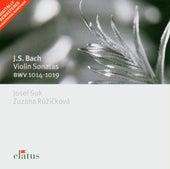 Bach, JS : Violin Sonatas Nos 1 - 6 [Complete] (-  Elatus) by Joseph Suk