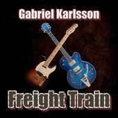 Freight Train by Gabriel Karlsson