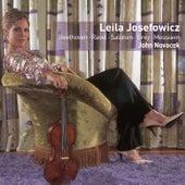 Beethoven : Violin Sonata No.10 & 20th Century Violin Pieces by Leila Josefowicz