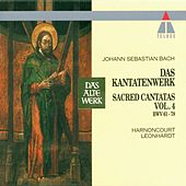 Bach, JS : Sacred Cantatas Vol.4 : BWV 61-78 von Various Artists