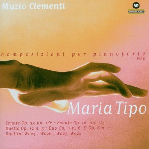 Composizioni per pianoforte Vol. 5 by Maria Tipo