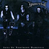 Sons Of Norhern Darkness von Immortal