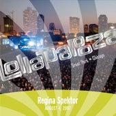 Live at Lollapalooza 2007: Regina Spektor de Regina Spektor