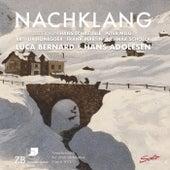Nachklang - Lieder von Hans Schäuble, Peter Mieg, Arthur Honegger, Frank Martin und Oethmar Schoek von Luca Bernard