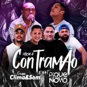 Contramão (Ao Vivo) by Grupo Clima & som