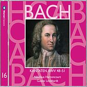Bach, JS : Sacred Cantatas BWV Nos 48 - 51 von Various Artists