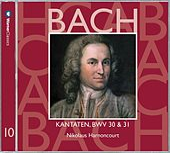 Bach, JS : Sacred Cantatas BWV Nos 30 & 31 by Nikolaus Harnoncourt