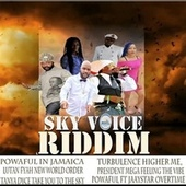 Sky Voice Riddim by Various Artists