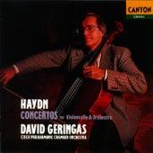 Hayden: Concertos For Cello & Orchestra by David Geringas