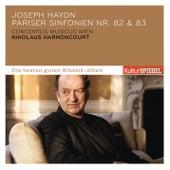 Haydn: Sinfonien Nr. 82 & 83 von Nikolaus Harnoncourt