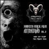 Movimento Musical Freak Anti​-​Padrão Vol. 2 by Various Artists