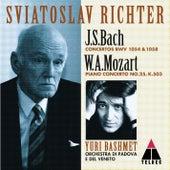 Mozart : Piano Concerto No.25 & Bach : Keyboard Concertos Nos 3 & 7 by Yuri Bashmet