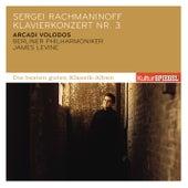 Rachmaninoff: Klavierkonzert Nr. 3 von Arcadi Volodos
