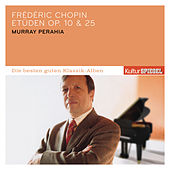 Chopin: Etüden by Murray Perahia