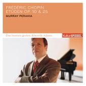 Chopin: Etüden von Murray Perahia