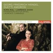Händel: Duetti Amorosi von Nuria Rial