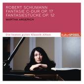 Schumann: Fantasia op. 17; Fantasiestücke op. 12 von Martha Argerich