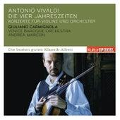 Vivaldi: Vier Jahreszeiten by Giuliano Carmignola