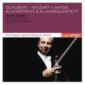 Schubert: Piano Trio No. 1 - Mozart: Piano Quartet No. 2 - Haydn: Piano Trio No. 10 by Isaac Stern