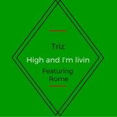 High and I'm Livin' (feat. Rome) von Triz