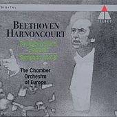 Beethoven : Symphonies Nos 6, 'Pastoral' & 8 by Nikolaus Harnoncourt