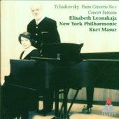 Tchaikovsky : Piano Concerto No.1 & Concert Fantasia by Elisabeth Leonskaja