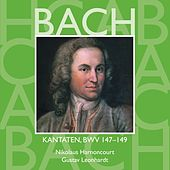 Bach, JS : Sacred Cantatas BWV Nos 147 - 149 von Various Artists