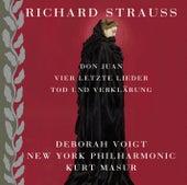 Strauss: Tod und Verklärung, Don Juan & 4 letzte Lieder [4 Last Songs] de Kurt Masur