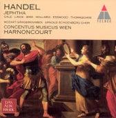 Handel : Jephtha von Nikolaus Harnoncourt