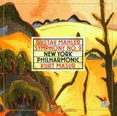 Mahler : Symphony No.9 by Kurt Masur