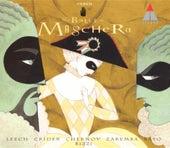 Verdi : Un ballo in maschera by Michèle Crider, Maria Bayo, Elena Zaremba, Richard Leech, Vladimir Chernov, Carlo Rizzi & Orchestra of Welsh National Opera