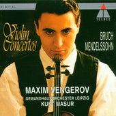 Bruch : Violin Concerto No.1 de Maxim Vengerov