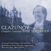 Glazunov : Complete Concertos de José Serebrier