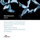 Mendelssohn : Elijah de Kurt Masur