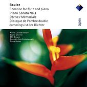 Boulez : Chamber & Orchestral Works by Pierre Boulez