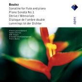 Boulez : Chamber & Orchestral Works de Pierre Boulez